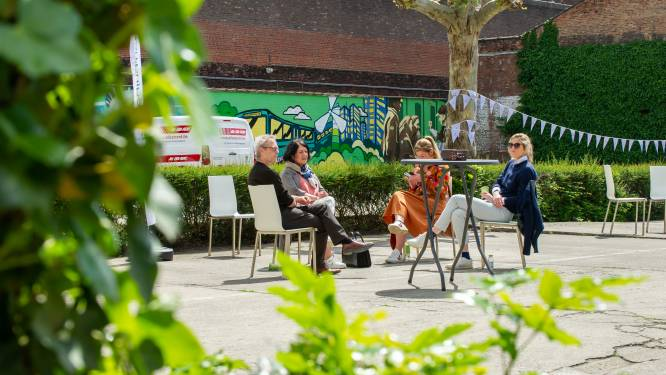 """Honderd jaar beweging.net met minister Annelies Verlinden: """"Samen naar rechtvaardige oplossingen zoeken voor - in het bijzonder - kwetsbare mensen"""""""