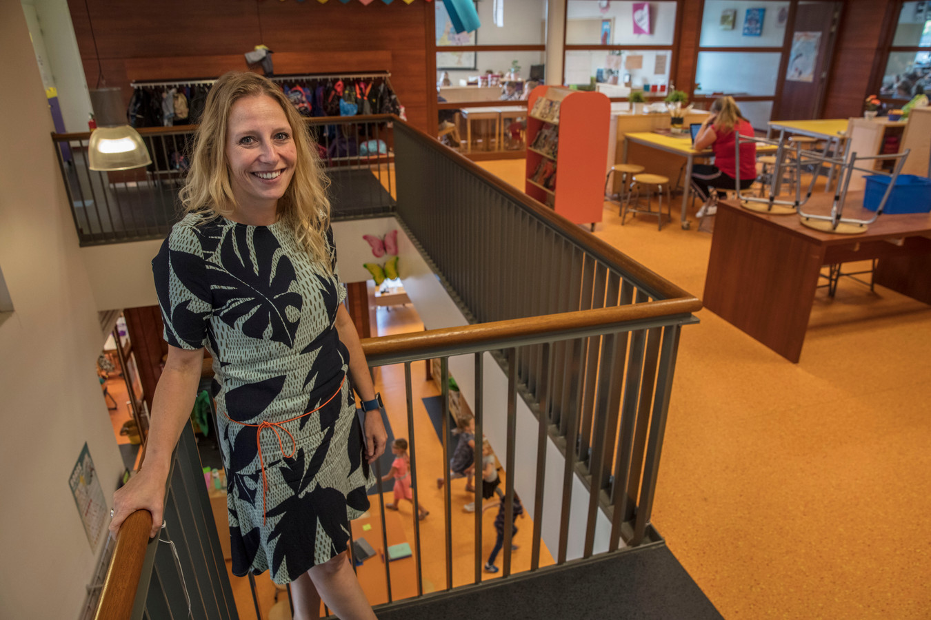 Iris Schellekens is de nieuwe directeur van basisschool Het Klokhuis in Beek en Donk.