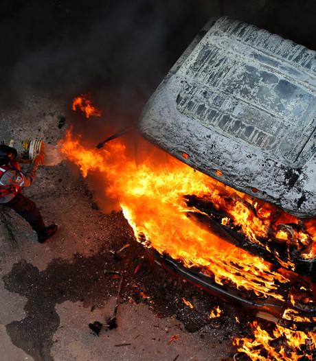Opnieuw doden bij demonstraties Venezuela