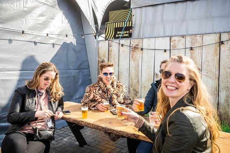 Biddinghuizen festival Fieldlab Beeld Foto: Marcel Krijgsman