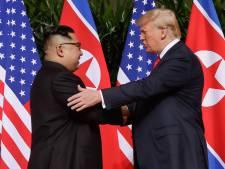 Trump: Bericht over slechte gezondheid Kim Jong-un klopt niet