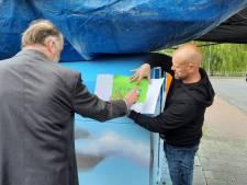Saaie containers zijn verleden tijd in Den Bosch: 'Mensen zijn klaar met deze lelijke dingen'