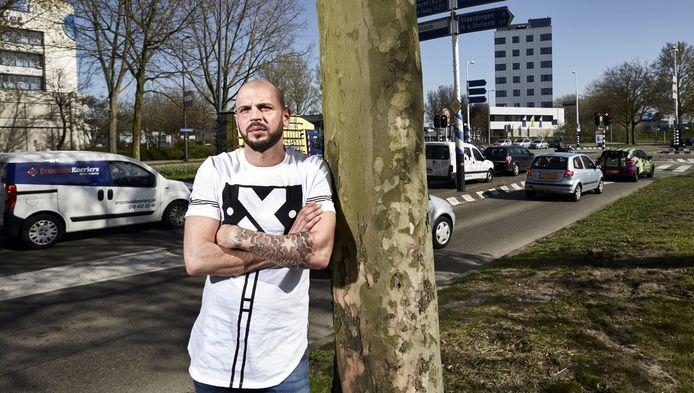 De 34-jarige Maassluizer Cenk Isiker