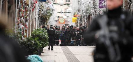 Franse aanklager: verdachte schietpartij Straatsburg riep 'Allah Akbar'