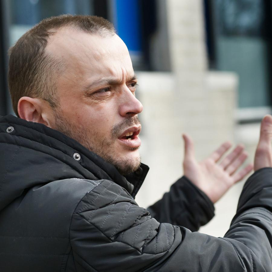 """Albanees Malaj Emiliano: """"Hoe moeten we daar van leven?"""""""