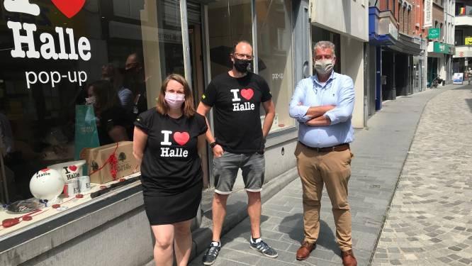"""Eindelijk opnieuw zomers koopjes jagen in Halle tijdens Braderie: """"Gratis parking is geschenk voor handelaars en klanten"""""""