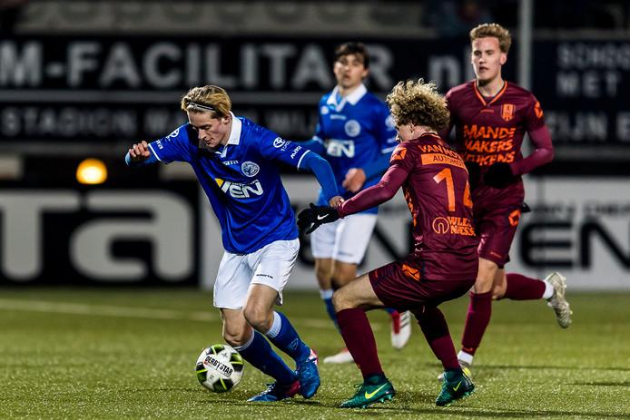 Archiefbeeld FC Den Bosch - RKC Waalwijk.