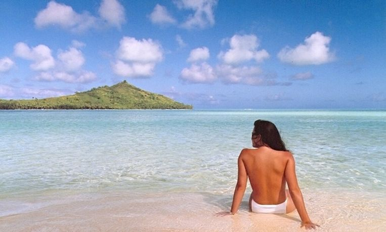 Jennifer in Paradise Beeld .