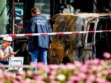 Vier verdachten aanslag Telegraaf nog vast