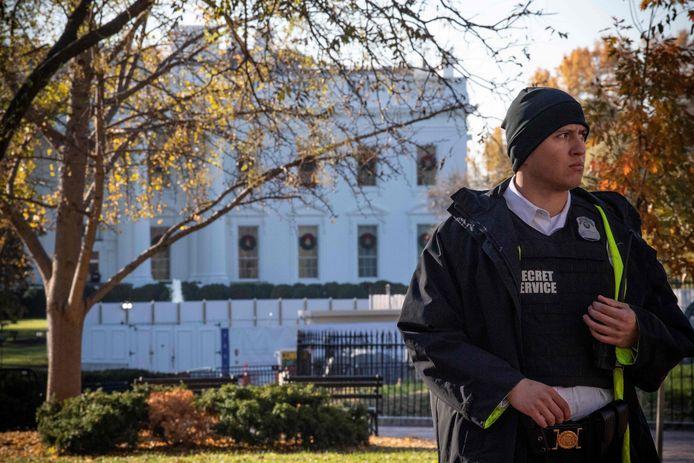 Het Witte Huis werd meteen afgegrendeld.
