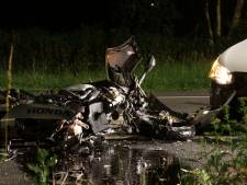 Motorrijder zwaargewond bij ernstige aanrijding in Enschede