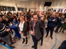 VVD Almelo juicht om 7 (voorlopige) zetels: 'Heel blij'