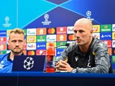 """Le Club de Bruges ne veut pas cadenasser la rencontre contre le PSG : """"Nous avons tout à gagner"""""""