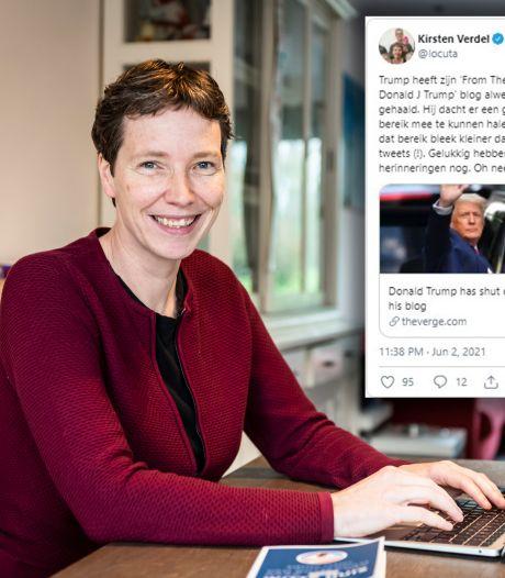 Kirsten bereikt dagelijks 1,5 miljoen mensen met tweets over vaccineren: 'Meer dan Trump'