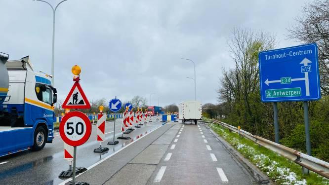 Nog heel het jaar wegenwerken op Turnhoutse gewestwegen