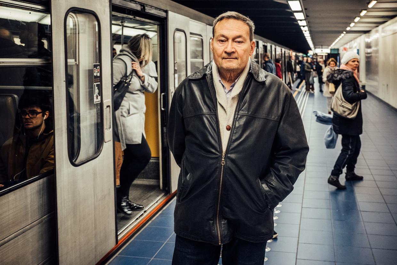 'Ik heb er al aan gedacht om uit het raam te springen, om me te pletter te rijden of om pillen te nemen' Beeld Wouter Van Vaerenbergh/Humo