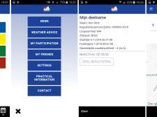 Vierdaagse blundert met officiële app: 'We vinden het heel vervelend'