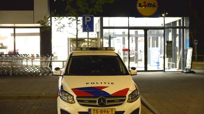 Gewapende overval op de Lidl in Breda, politie zoekt naar man met mes