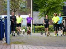 Dogrun Eiberrun in Eibergen afgelast vanwege warm weer