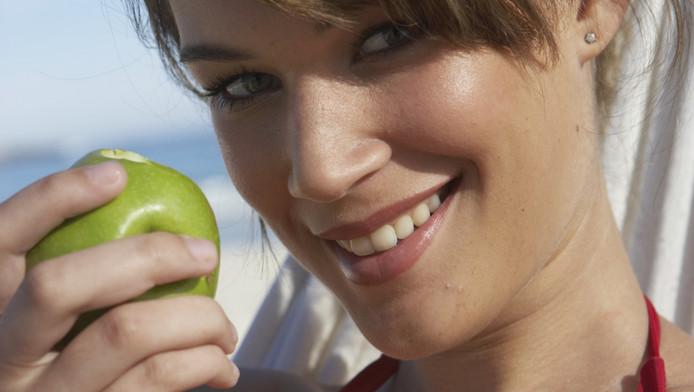 afvallen met appels eten