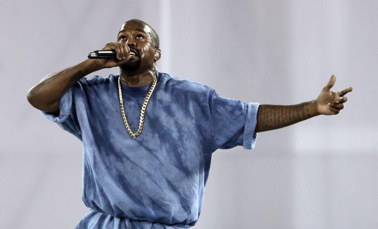 Waar zijn Kanye West en alle anderen?  Beeld USA Today Sports