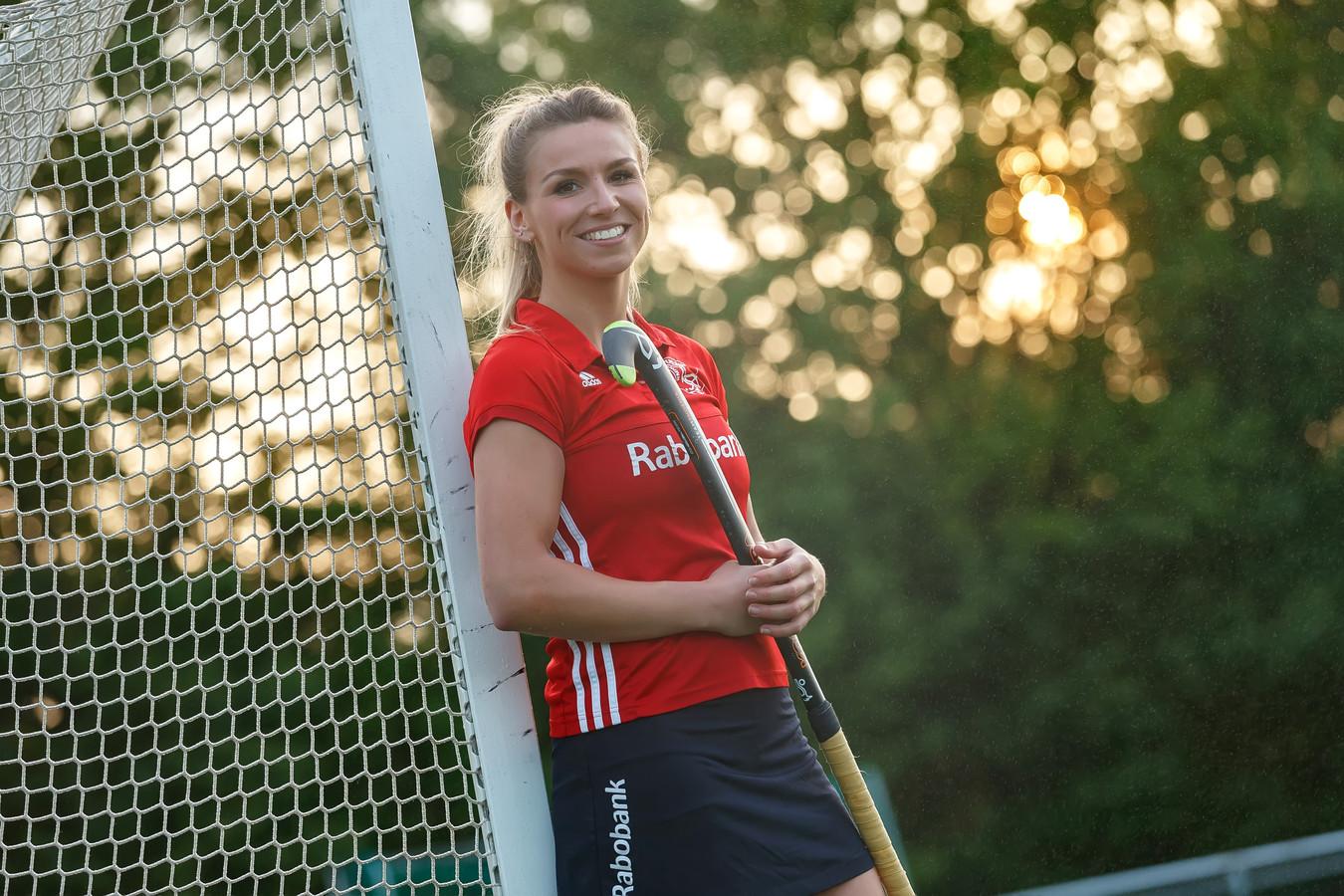 Sophie Suijkerbuijk kan met Pelikaan dit weekeinde al promoveren.