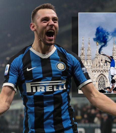 Veelbesproken De Vrij geniet van succes met Inter: 'Van Hanegem heeft misschien wel gelijk'