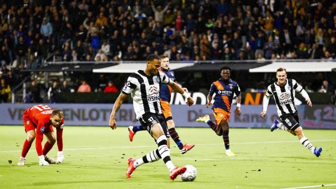 Heracles Almelo maakt in extremis einde aan ongeslagen reeks Willem II