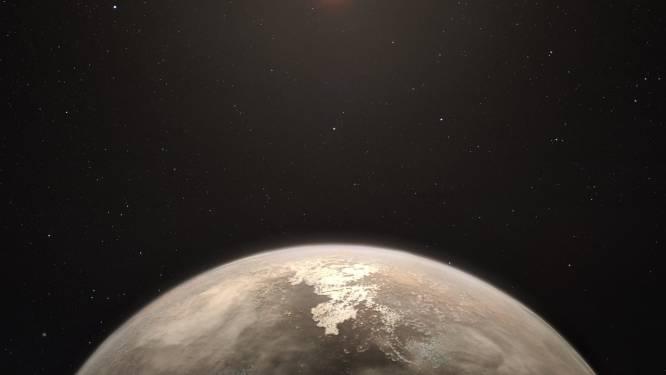 """Nieuwe planeet dicht bij aarde ontdekt met """"mogelijk beste kans op leven ooit"""""""