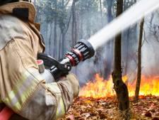 Brandweer weer uitgerukt naar Deurnsche Peel