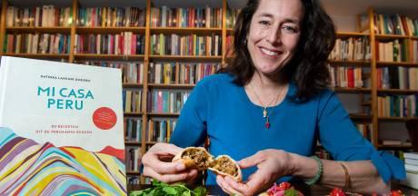 Apeldoorns-Peruaanse 'kookgek' stort haar culinaire jeugd uit over Nederland: 'Dit is mijn missie'