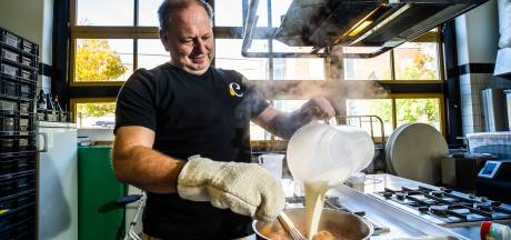 Karamel in wel tig smaakvarianten, en allemaal uit Arnhem