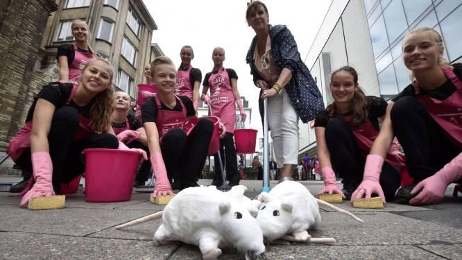 GAIA en 'Carmen' trekken straat op tegen dierproeven voor schoonmaakproducten