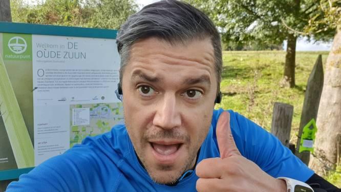 """Leeuwse Jeroen (41) lanceert de 'Randsporters': """"Nieuwe routes ontdekken houdt het avontuurlijk, we moeten elkaar aan die pareltjes helpen"""""""