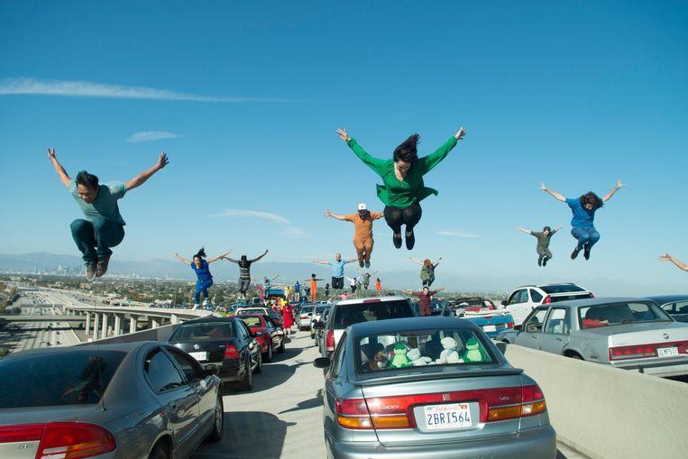Springt La La Land naar een recordaantal Oscars? Beeld Belga Films