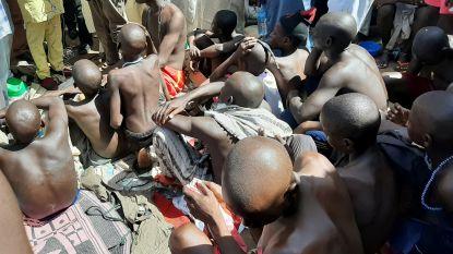 Vastgeketende leerlingen bevrijd uit koranschool Nigeria