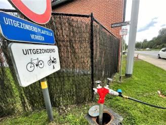 Verminderde waterdruk op sommige plaatsen in Houthalen-Helchteren na lek