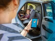 Dit zitkussen moet voorkomen dat kinderen worden vergeten in hete auto