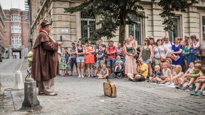 Strafste straatact en straatmuzikant van Gentse Feesten vallen in de prijzen