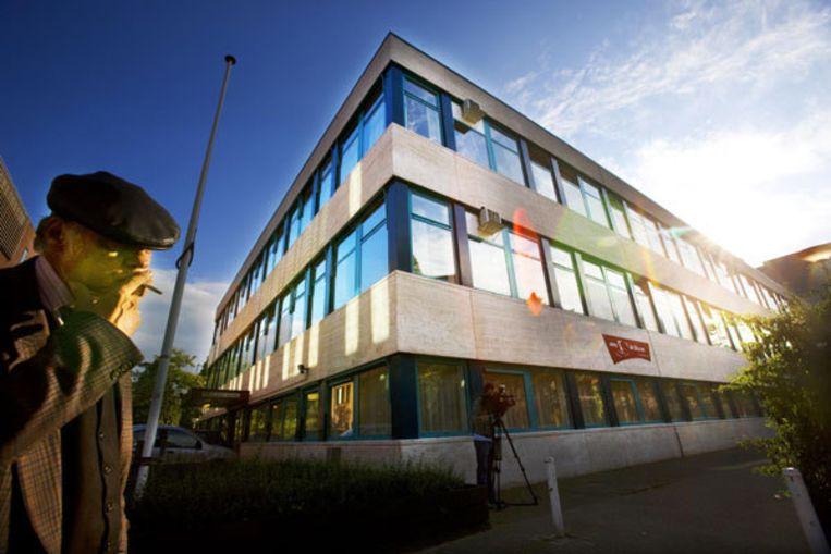In het Sociaal Psychiatrisch Dienstcentrum, dat deze week is gesloten, pleegde een vrouw vorige week zelfmoord. Foto ANP/Robin Utrecht Beeld