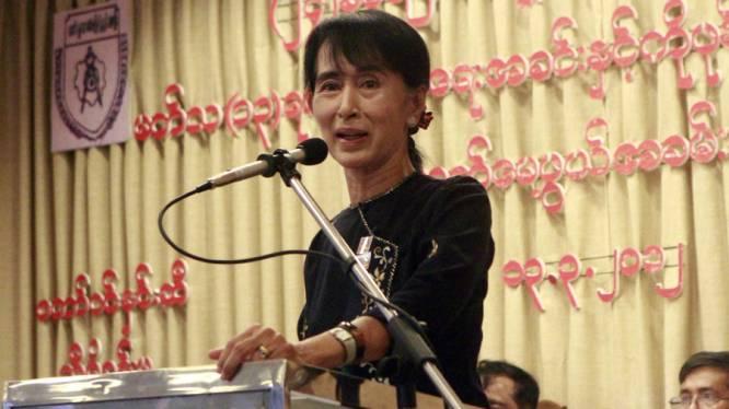 Kris Peeters sprak met Aung San Suu Kyi