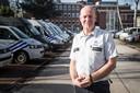 Korpschef Filip Rasschaert is blij met de cijfers