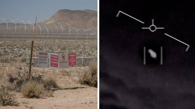 """UFO-onderzoekers rond Area 51 kijken reikhalzend uit naar overheidsrapport: """"We willen weten wat het is"""""""