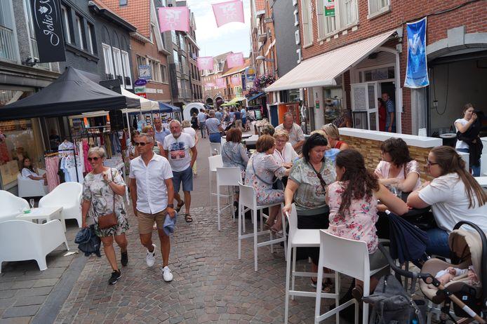 Het Tieltse stadsbestuur zit morgen samen over de Europafeesten.