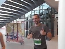 City Run Roosendaal: even rennen langs de politiecellen, maar wel op tempo