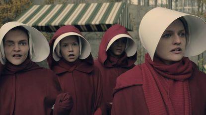 Vanaf Halloween terug op Canvas: het 2de seizoen van 'The Handmaid's Tale'