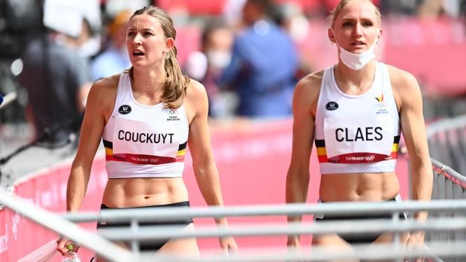 Couckuyt loopt met Belgisch record naar halve finale 400m horden, Claes uitgeschakeld