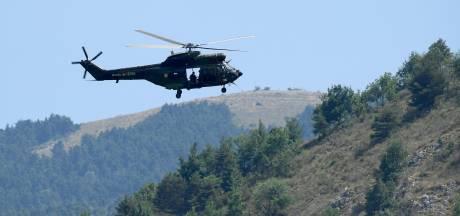 Un fugitif soupçonné de meurtre traqué dans les Alpes-Maritimes