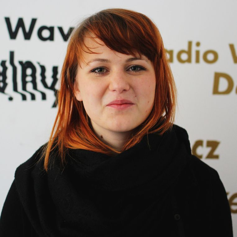 Barbora Chalupová. Beeld