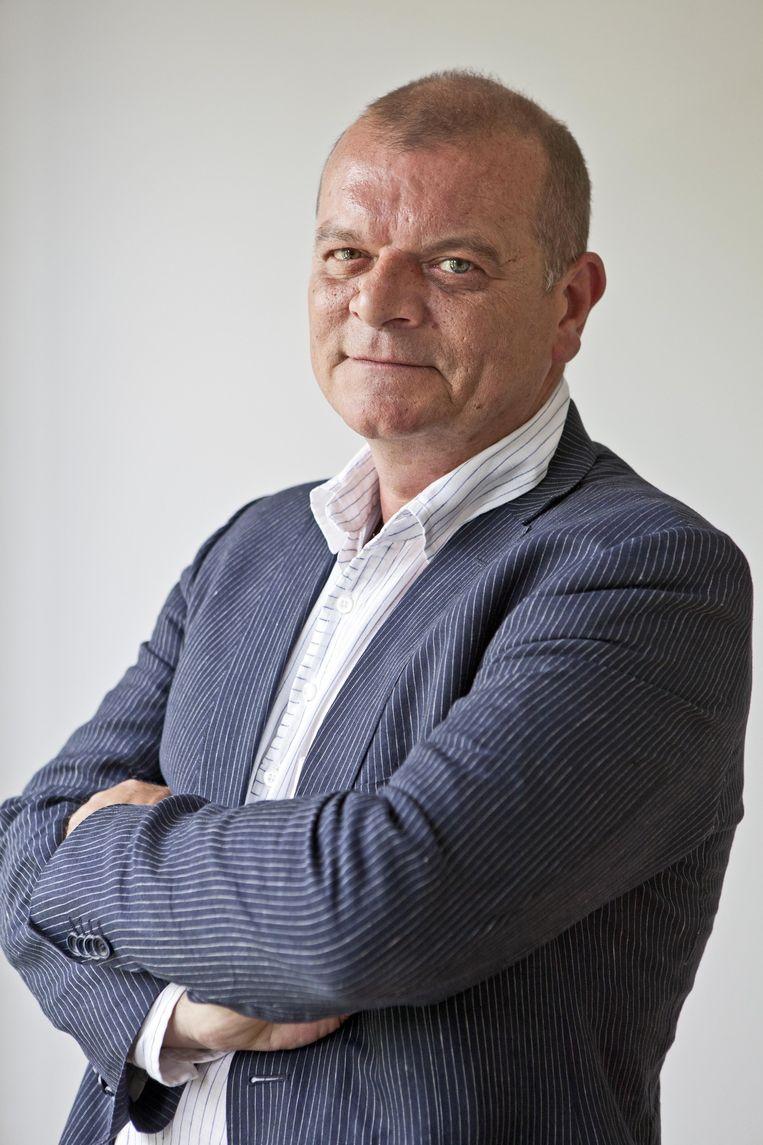 Yves Desmet. Beeld Wouter Van Vooren